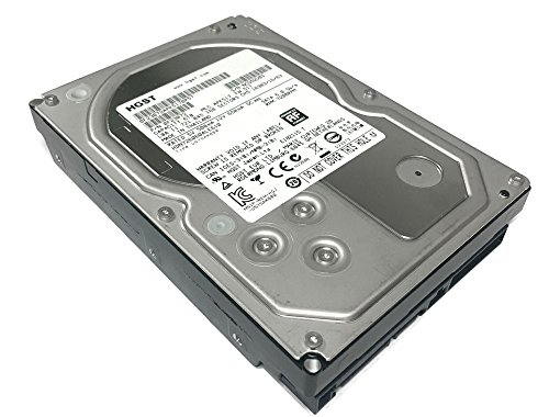 "Price comparison product image HGST Deskstar HDN726060ALE610 (0F23072) 6TB 7200RPM 128MB Cache SATA 6.0Gb/s 3.5"" NAS Hard Drive (Certified Refurbished) w/3 Year Warranty"