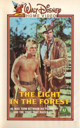 Awesome The Light In The Forest [VHS] [1958]: Fess Parker, Wendell Corey, Joanne  Dru, James MacArthur: Amazon.co.uk: Video Awesome Ideas