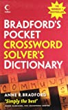 Crossword Solver's Dictionary, Anne R. Bradford and Collins Staff, 0007261098