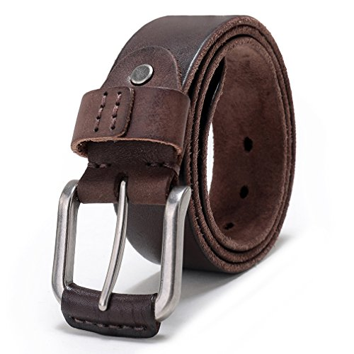 Beltox Italian Leather Anti nickel Buckle