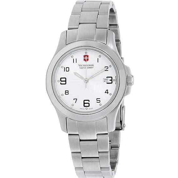 Amazon.com: Victorinox Swiss Army reloj para mujer 241391.CB ...