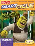 Fisher-Price Smart Cycle [Old Version] Shrek Forever After Software Cartridge