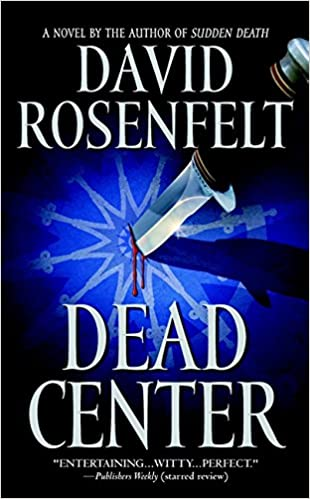 Dead Center: Number 5 in series (Andy Carpenter)