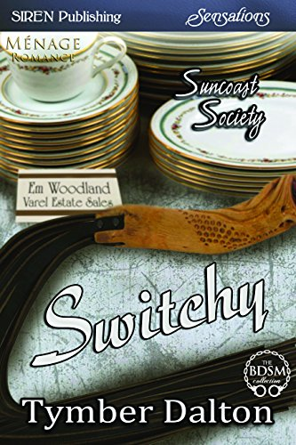 Switchy [Suncoast Society] (Siren Publishing Sensations)