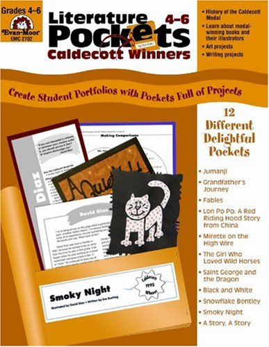 Literature Pockets: Caldecott Winners, Grades 4-6+