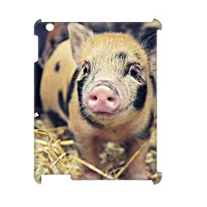 PCSTORE Phone Case Of Cute Pig for iPad 2,3,4