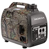 Honda Power Equipment EU2000I1A4 Generator Camo, Steel
