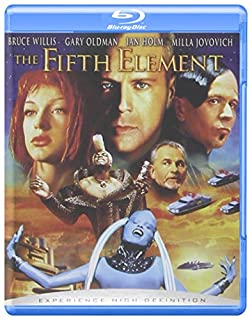 The Fifth Element (Remastered) [Blu-ray] (B000QTD368) | Amazon Products