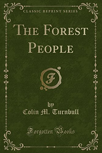 The Forest People (Classic Reprint)