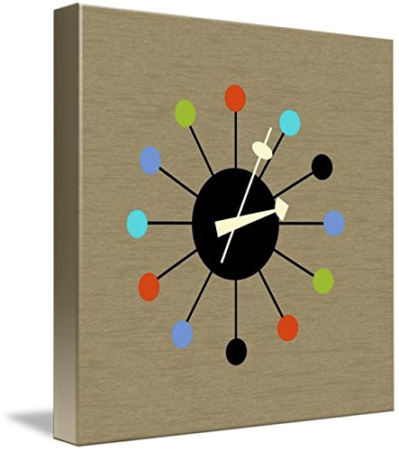 Imagekind Wall Art Print entitled Mid Century Ball for sale  Delivered anywhere in USA