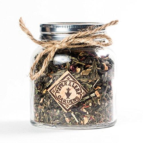 (Piper and Leaf Tea Co Mint Blues, 70 Gram)