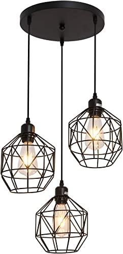 UOFUS 3-Light Pendant Lighting
