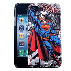 iPhone 4/4S Marvel Comics leather CASE(v010132006)