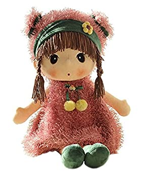 Plush Toys , 17'' Girl Doll Super Soft Plush Puppy Stuffed Animal Toy ( Purple ) Love Home