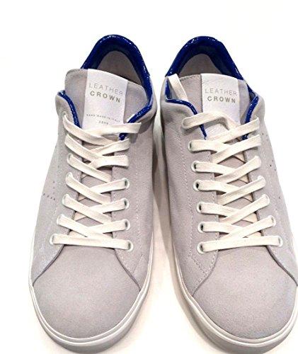 Chaussures En Cuir Homme Chaussures Mlc06 Sabbia Misura 46 Été 2017