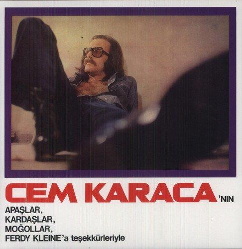 Apaslar, Kardaslar, Mogollar, Ferdy Klein Orkestras (Vinyl) (Cem Karaca Vinyl)