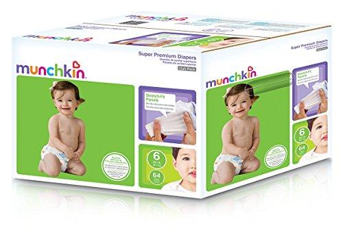 Munchkin Super Premium Diapers XX Large