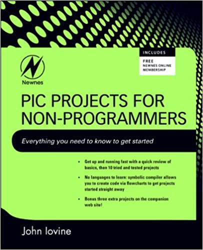 Pic projects for non programmers john iovine ebook amazon fandeluxe Images