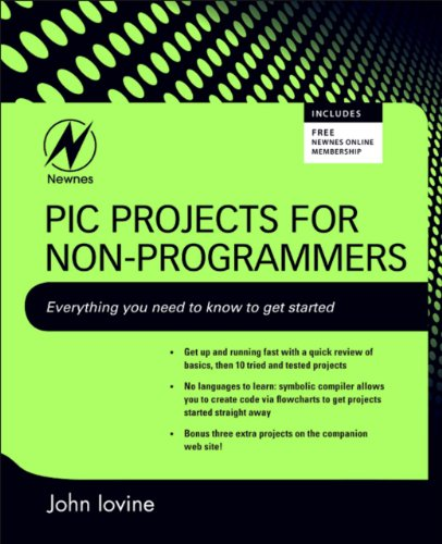 PIC Projects for Non-Programmers -