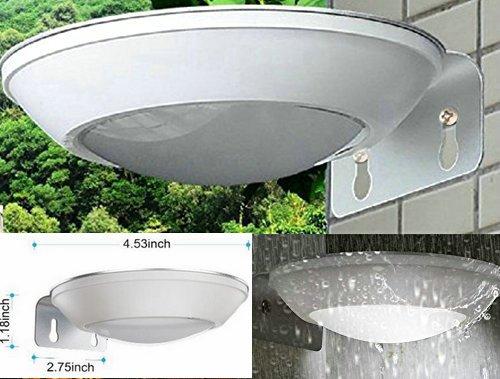 Low Power Outdoor Security Lighting - 7