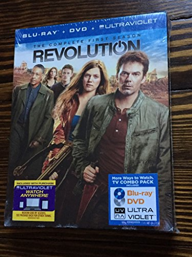 Blu-ray : Revolution: The Complete First Season (With DVD, Ultraviolet Digital Copy, Boxed Set, , Dolby)