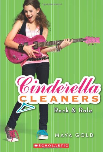Cinderella Cleaners Book Series