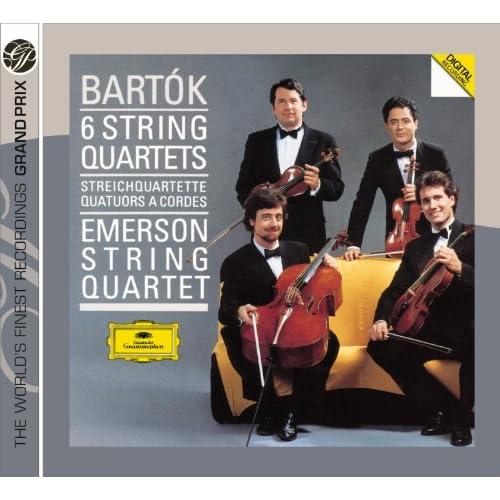 Bartók: The 6 String Quartets (2 CD's)