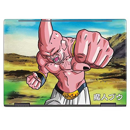 Skinit Dragon Ball Z Envy x360 13z (2018) Skin - Majin Buu Power Punch Design - Ultra Thin, Lightweight Vinyl Decal Protection by Skinit (Image #1)