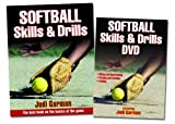 img - for Softball Skills & Drills Book/DVD Package book / textbook / text book