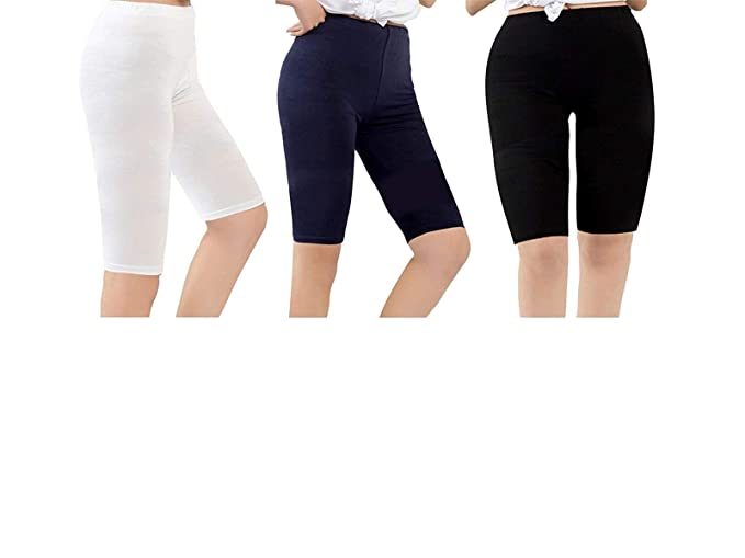 d40c2e3437decc Durio Women's Leggings Elastic Essential Athletic Legging Pants Activewear  Cotton Stretch Capri Leggings for Women A