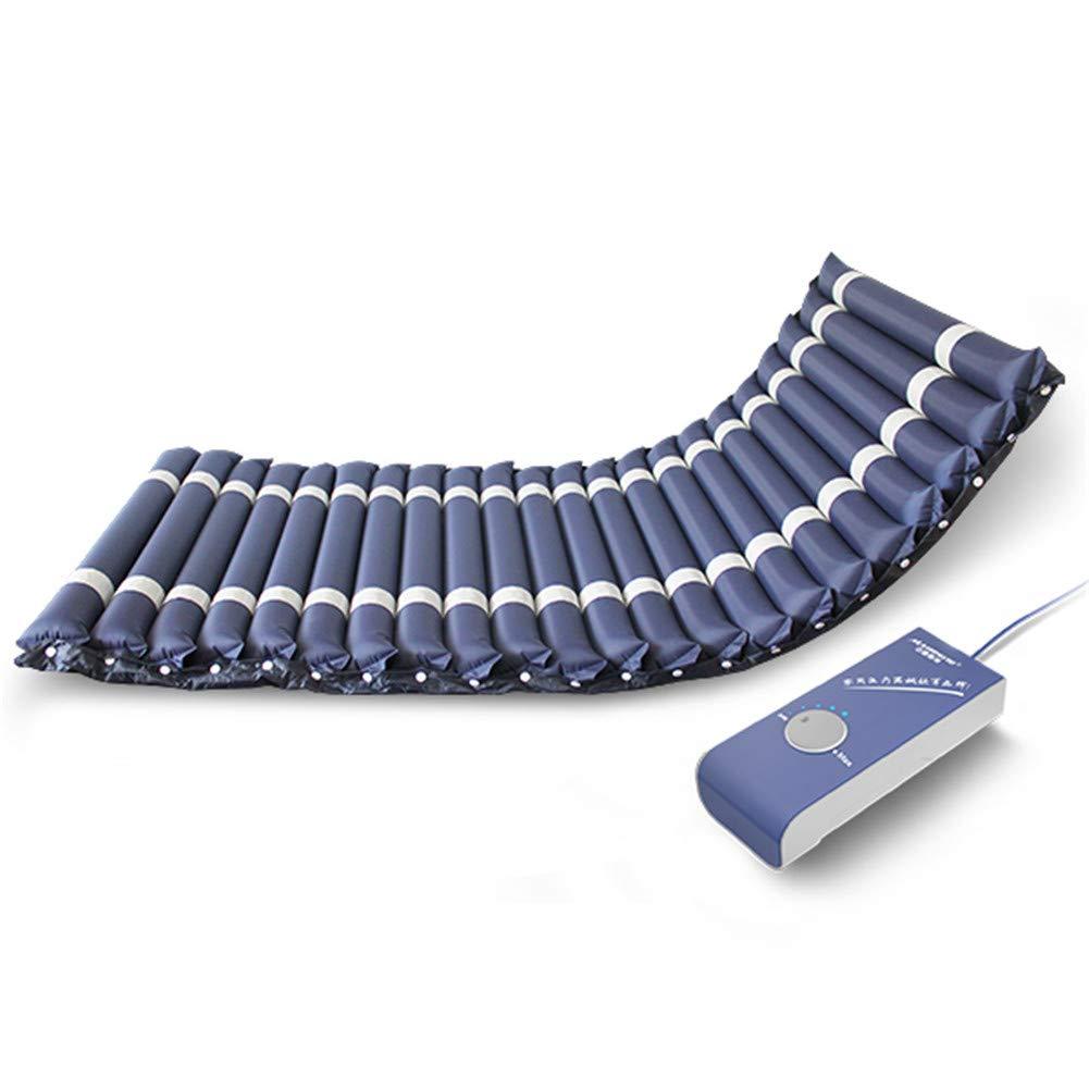 FC-Bed Blauer Wellen Streifen Medizinische Luftmatratze, Tragfähigkeit 135Kg, 20 Kilowattstunde, 2000  900Mm