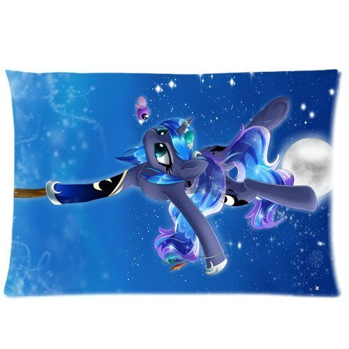 My Little Pony Unicorns Princess Luna Customized Pillowca...