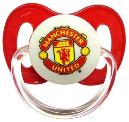 Amazon.com: Chupete del Manchester United: Sports & Outdoors