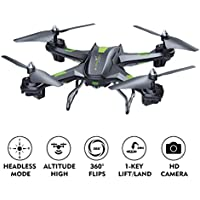 LBLA FPV Drone with Wifi Camera Live Video Headless Mode 2.4GHz 4 CH 6 Axis Gyro RTF RC Quadcopter, Compatible with 3D VR Headset