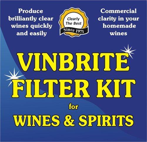 Vinbrite Mark Iii Wine Filter