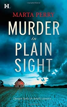 Murder in Plain Sight (Amish Suspense Book 1) - Kindle
