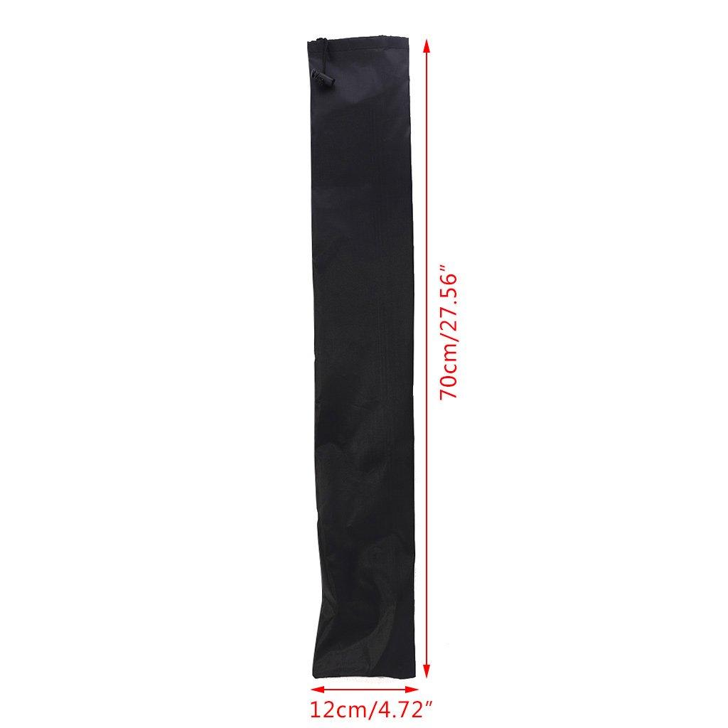 高品質の人気 Mukoo オックスフォード布アルペンストック 収納バッグ 1個 トレッキングポールバッグ 旅行用 ショルダーストラップ付き Mukoo ブラック 1個 ブラック B07KP1TS3R, スマホとスポーツグッズiCaseStore:6e730a00 --- a0267596.xsph.ru
