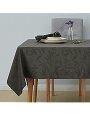 Deconovo Jacquard Tablecloth
