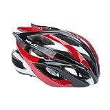 XLC Mercer Helmet; Med/Lrg, 58-62cm; Black/Red