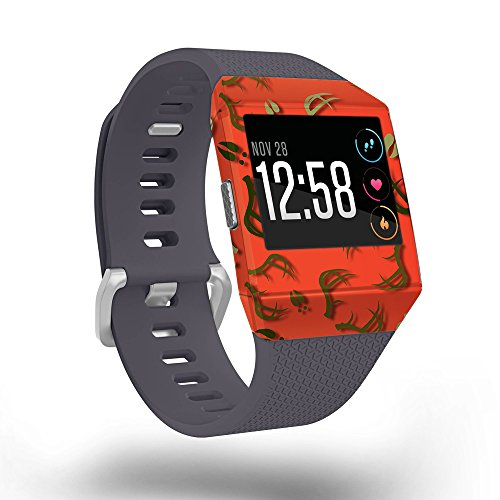 MightySkins Skin Compatible with Fitbit Ionic - Nice Rack   Protective, Durable, and Unique Vinyl Decal wrap Cover   Easy to Apply, Remove, and Change Styles   Made in The USA
