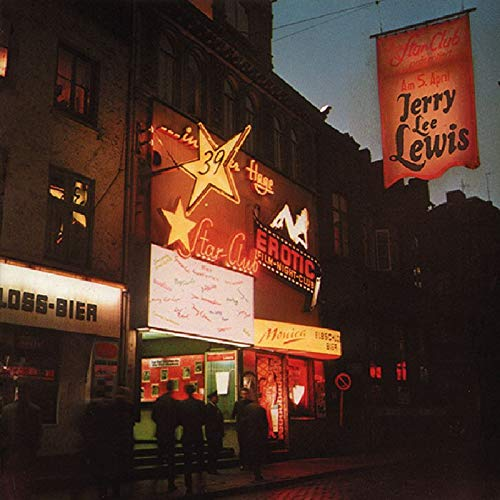 Live At Star Club (Jerry Lee Lewis Live At The Star Club)