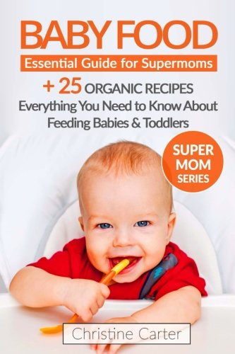 baby food books organic - 9