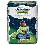 Pampers Underjams Size 8 Boy 9 Pants...