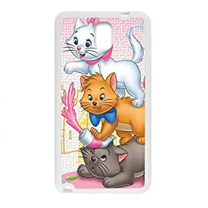 Happy The Aristocats Case Cover For samsung galaxy Note3 Case