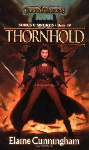 book cover of Thornhold