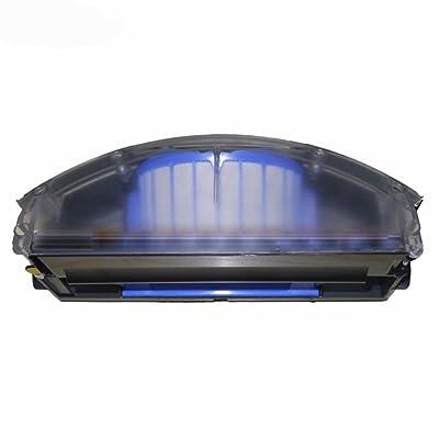 Filtre pour IRobot Roomba 500série 600Aero Vac Poubelle Aerovac suis longue durée 510520530535540536531620630650