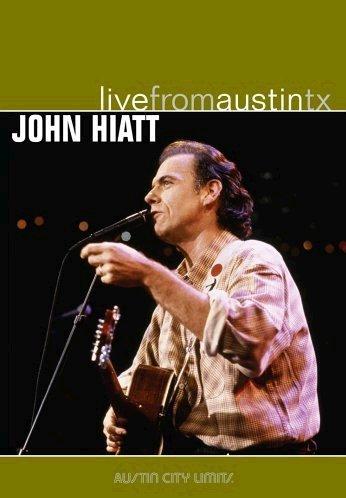 DVD : John Hiatt - Live From Austin Tx (DVD)