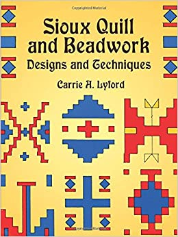 photo relating to Free Printable Bead Loom Patterns called Sioux Quill and Beadwork: Plans and Secrets and techniques (Indigenous