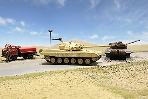 IMEX/Waltersons 1/72nd Scale Iraqi T-72 10 RC Infrared Battle Tank
