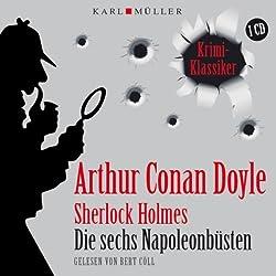 Sherlock Holmes: Die sechs Napoleonbüsten